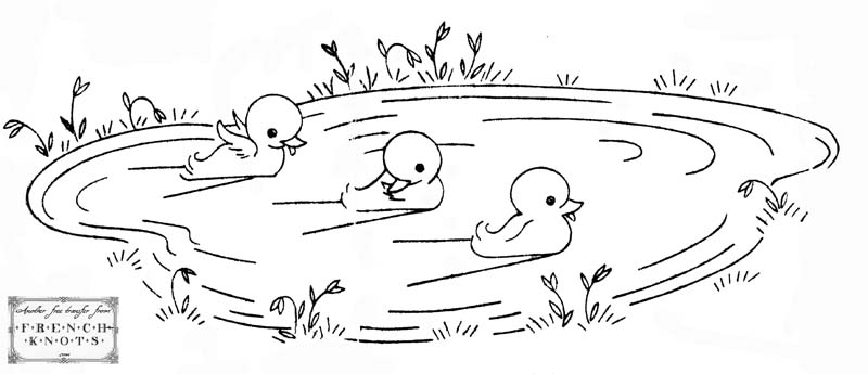 pond clipart black and white - Clipground