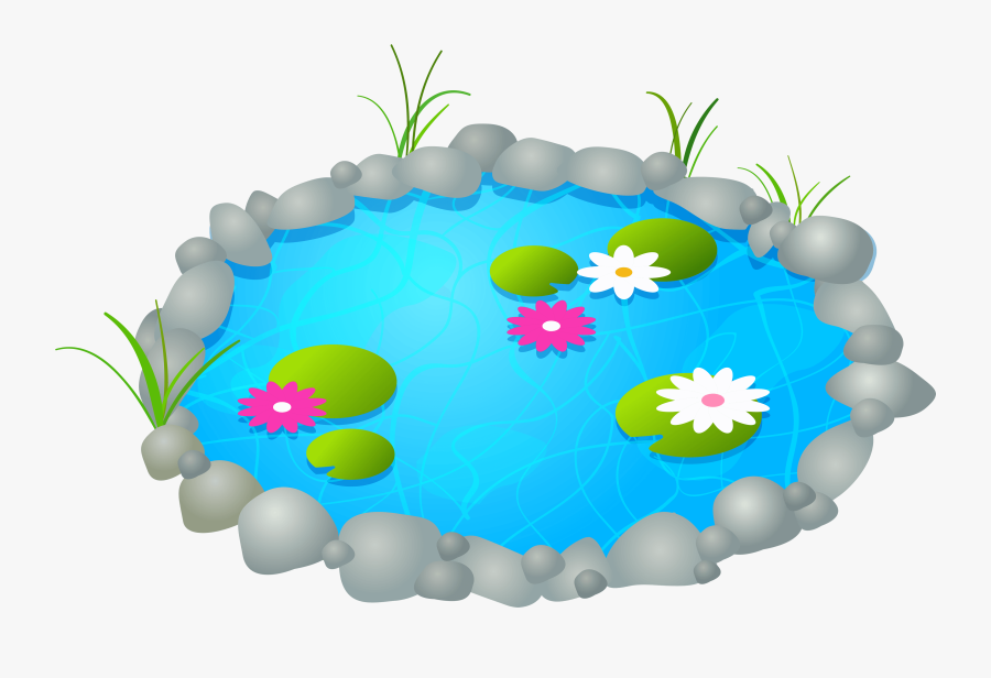 Pond Clipart Png.