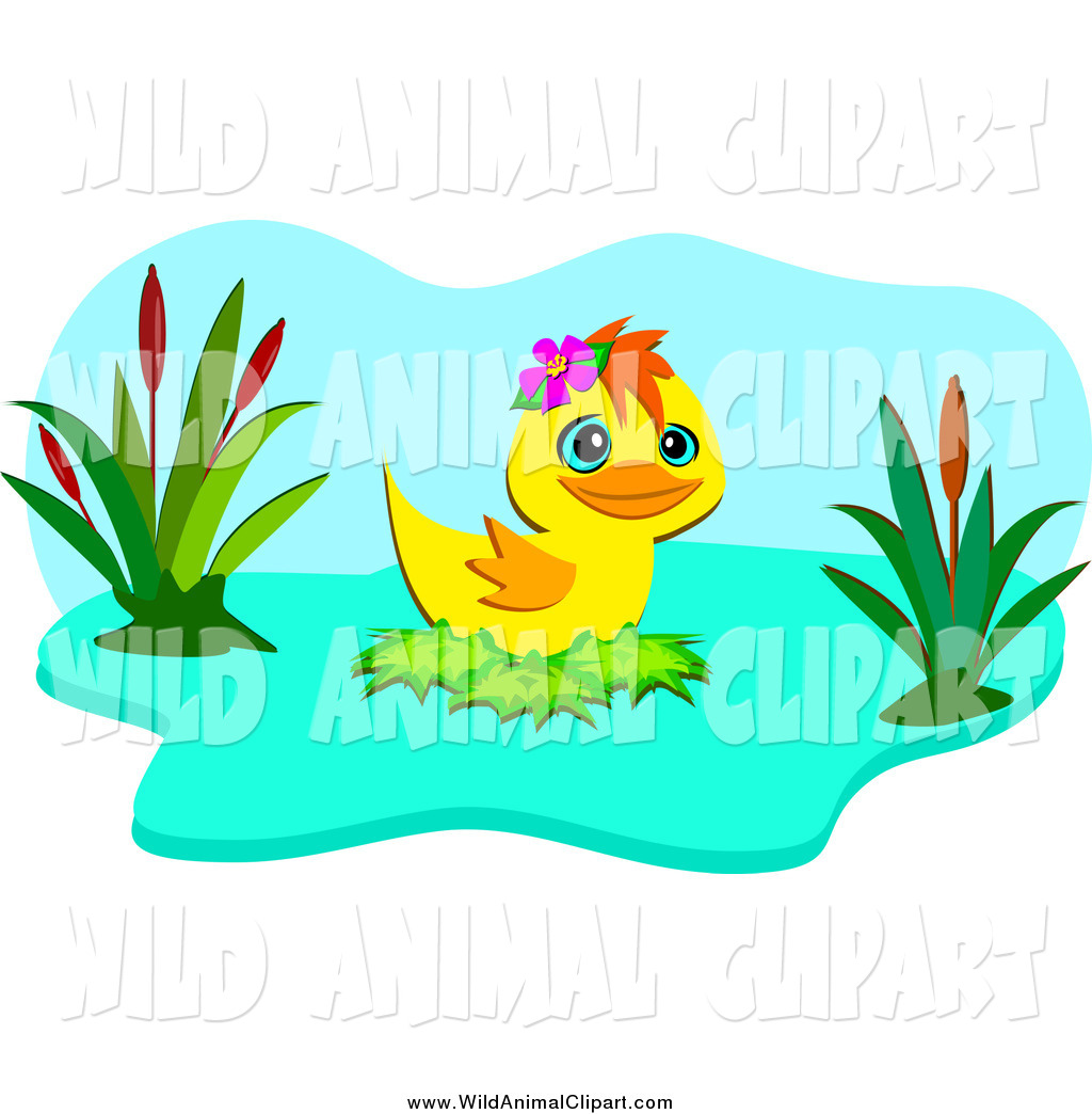 Duck Pond Clipart Free.