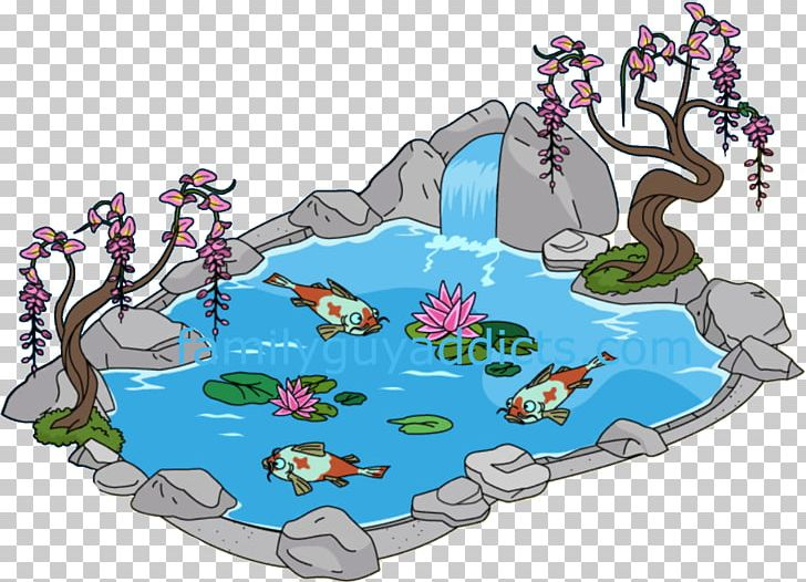 Koi Pond Cartoon PNG, Clipart, Animal, Art, Carp, Cartoon.