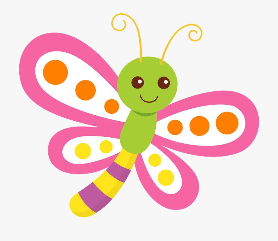 Dragonfly Clipart Pond Animal.