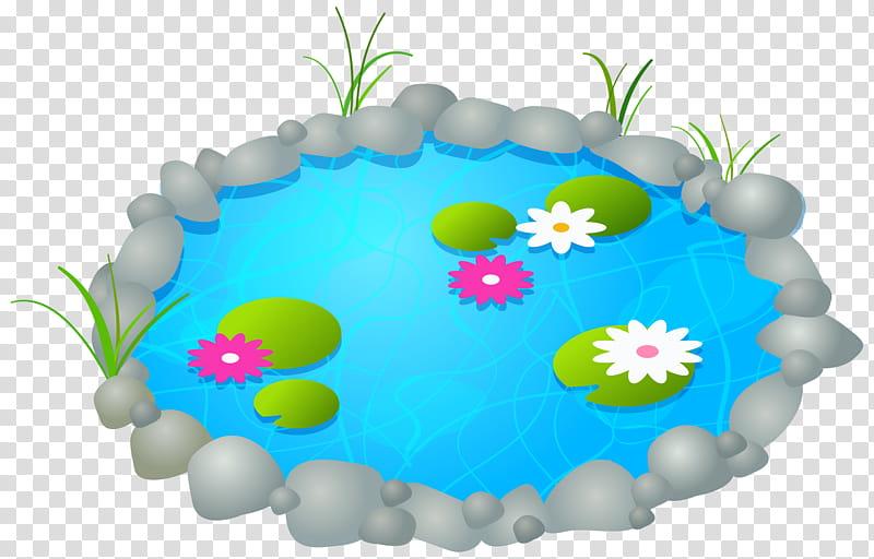 Water Circle, Pond, Fish Pond, Koi Pond, Water Garden.