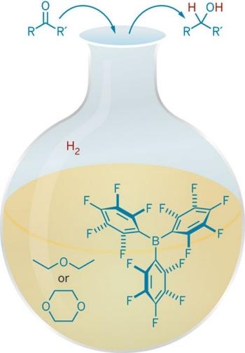Reactive Lewis Pairs Hydrogenate Carbonyls.