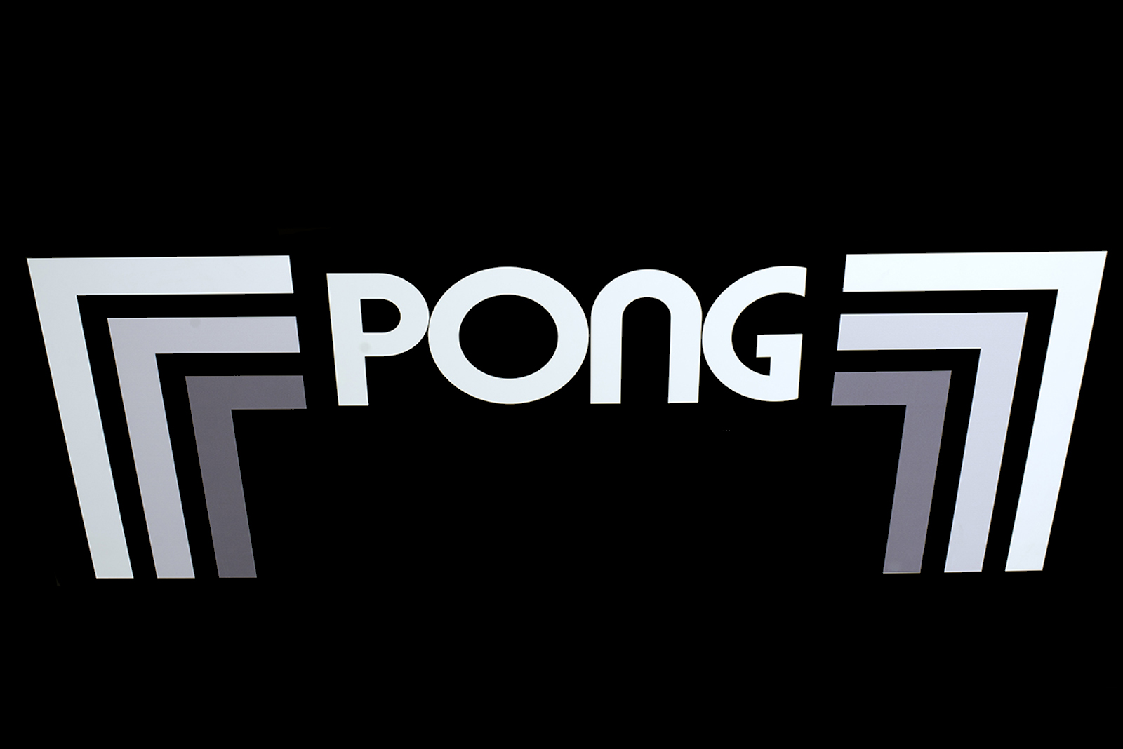 Pong Game Hire in London.
