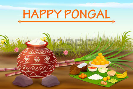 Pongal celebration clipart 1 » Clipart Station.