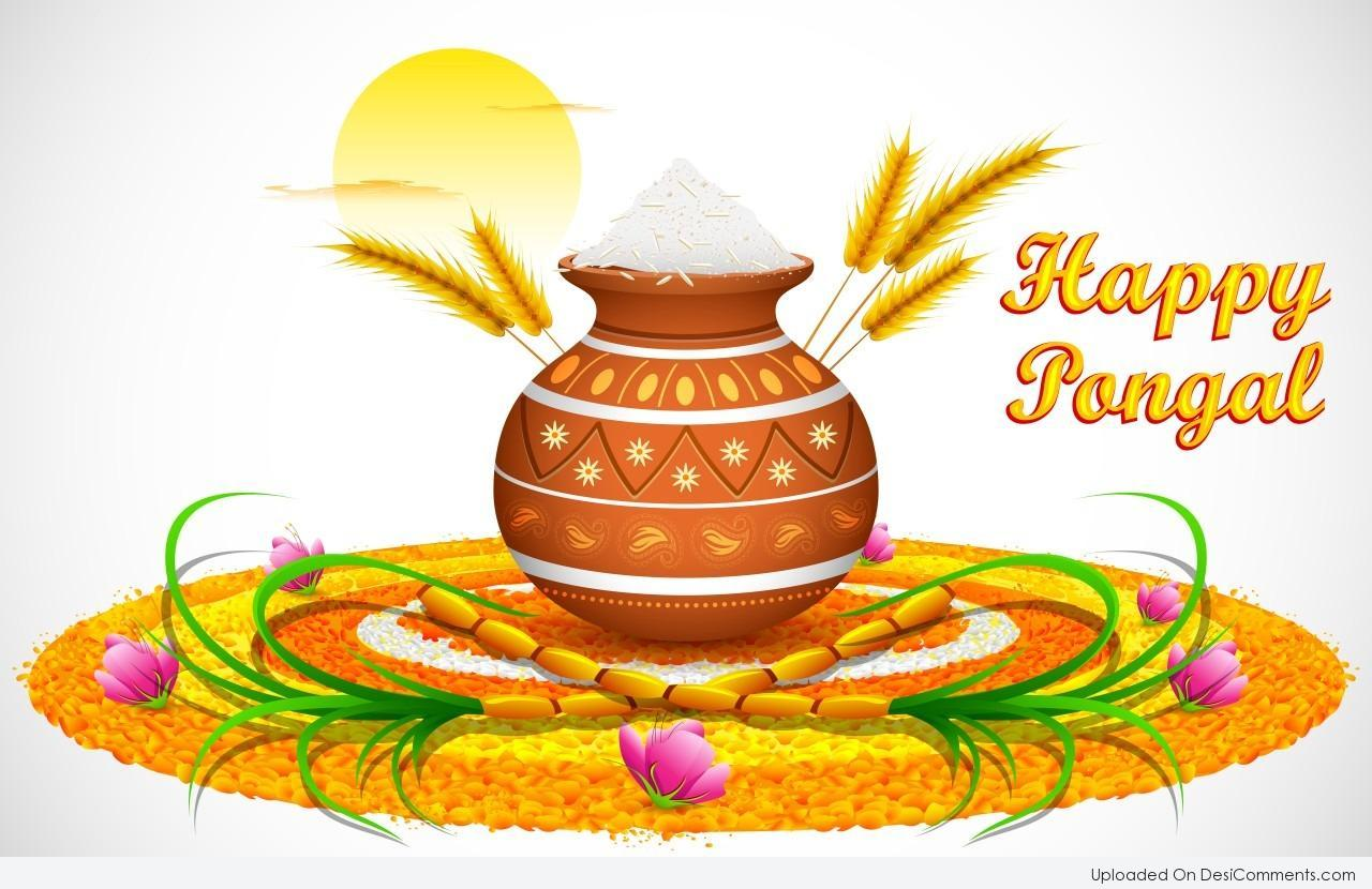 Pongal Clipart Png.