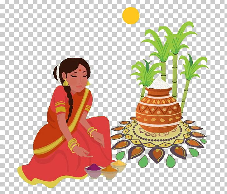 Thai Pongal Makar Sankranti Wish PNG, Clipart, Art, Artwork.
