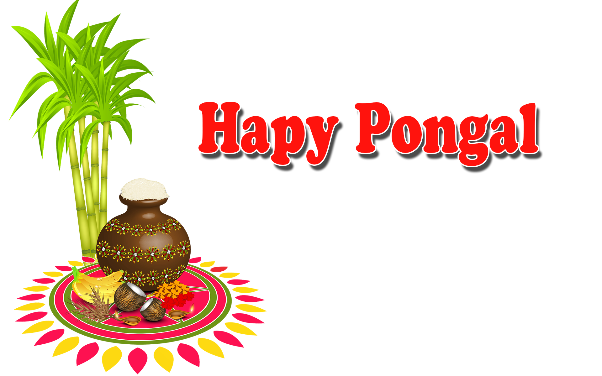 Pongal PNG Clipart.