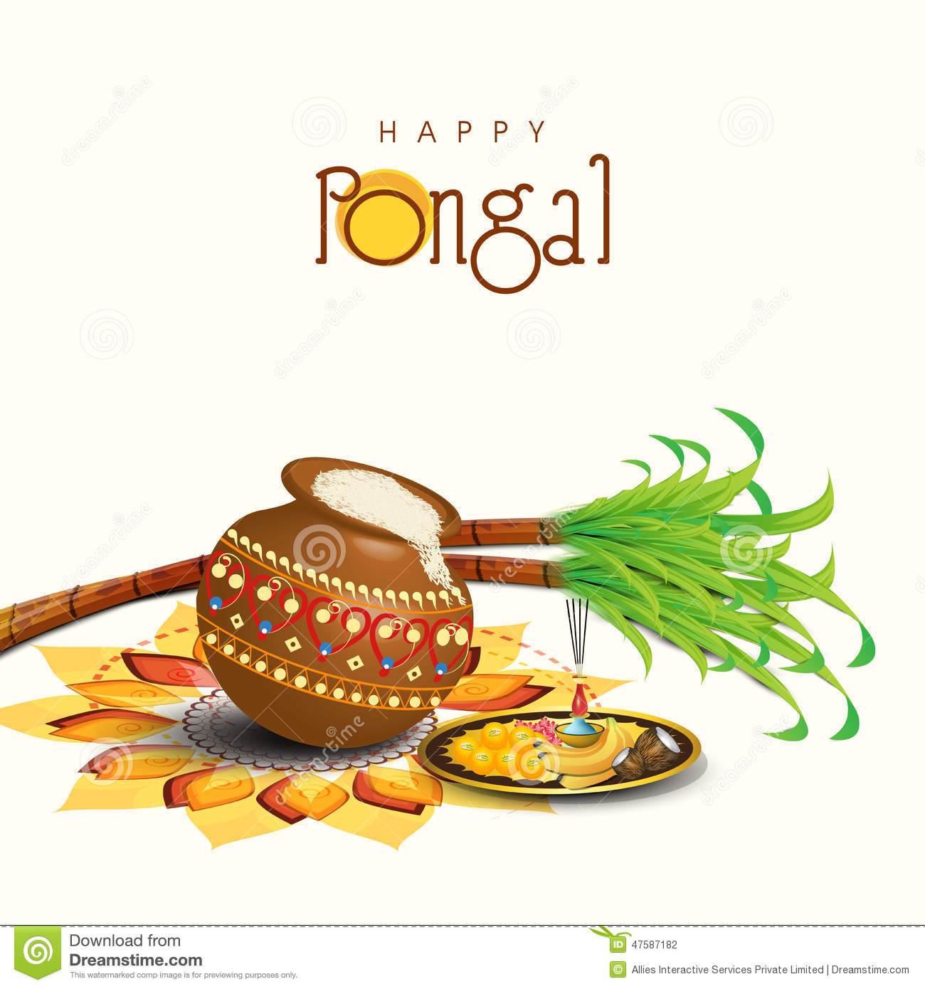 Pongal clipart 14 » Clipart Station.