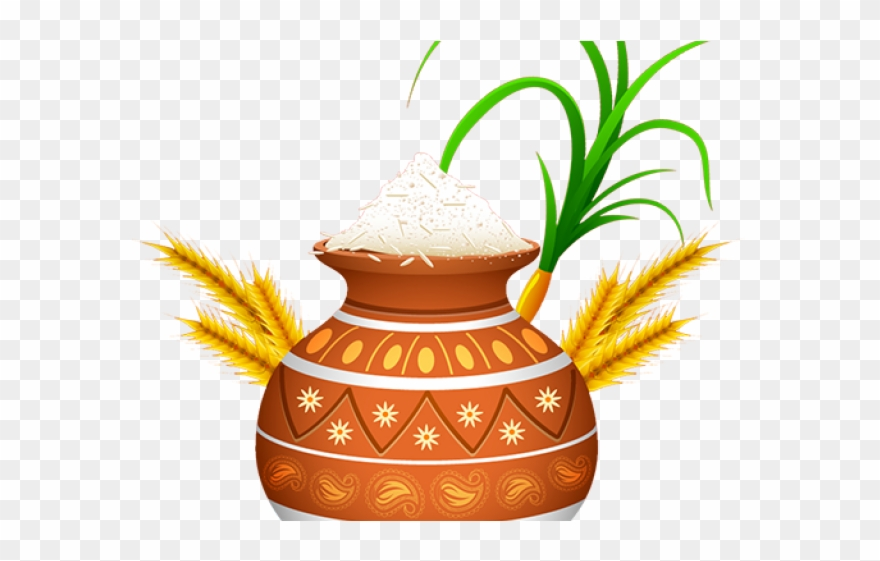 Pongal Wishes In Tamil Png Clipart (#3575175).