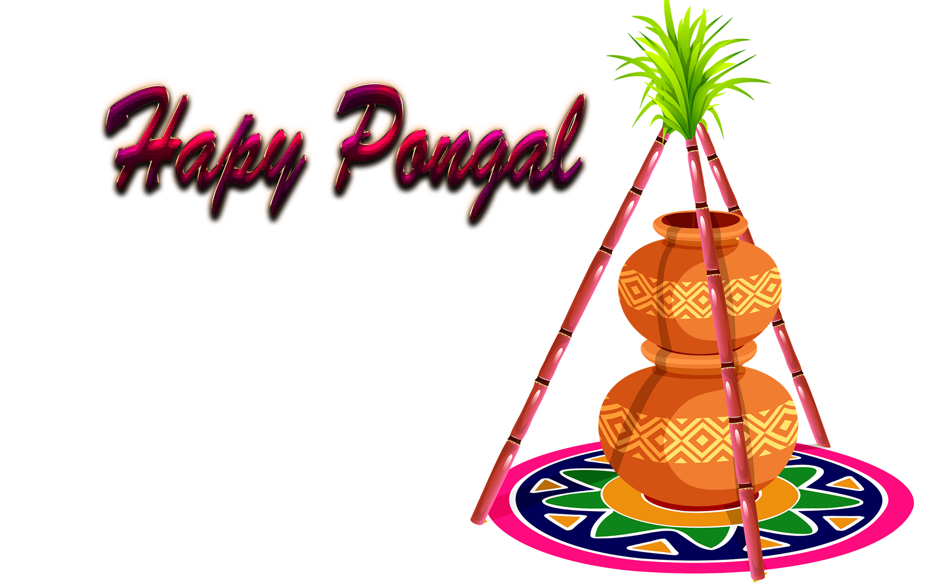 Pongal PNG Transparent Images Free Download.