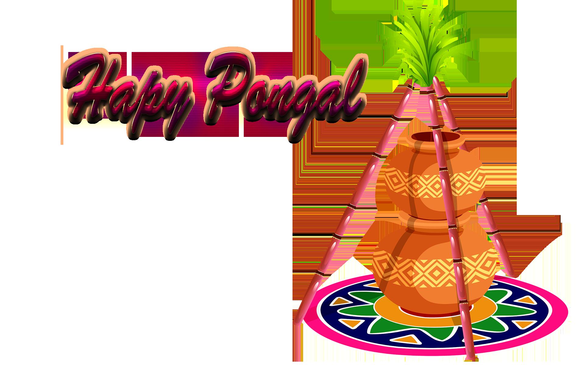 Pongal PNG Transparent Images Free Download.