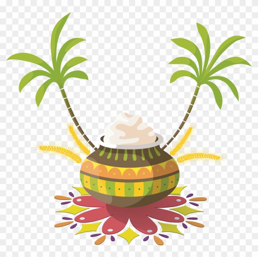 Pongal Pot Png.