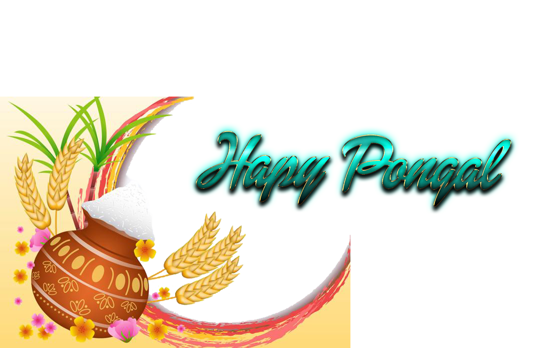 Pongal PNG Photo Background.