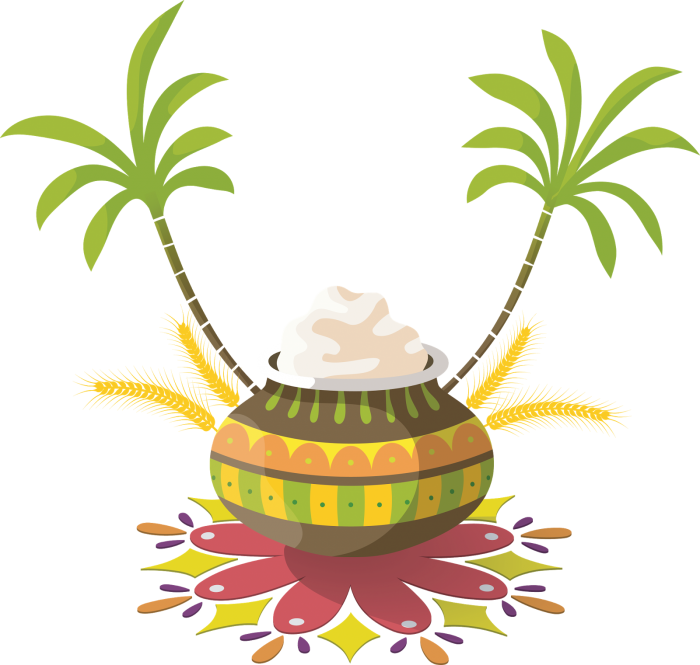 Pongal Pot Images Png Vector, Clipart, PSD.