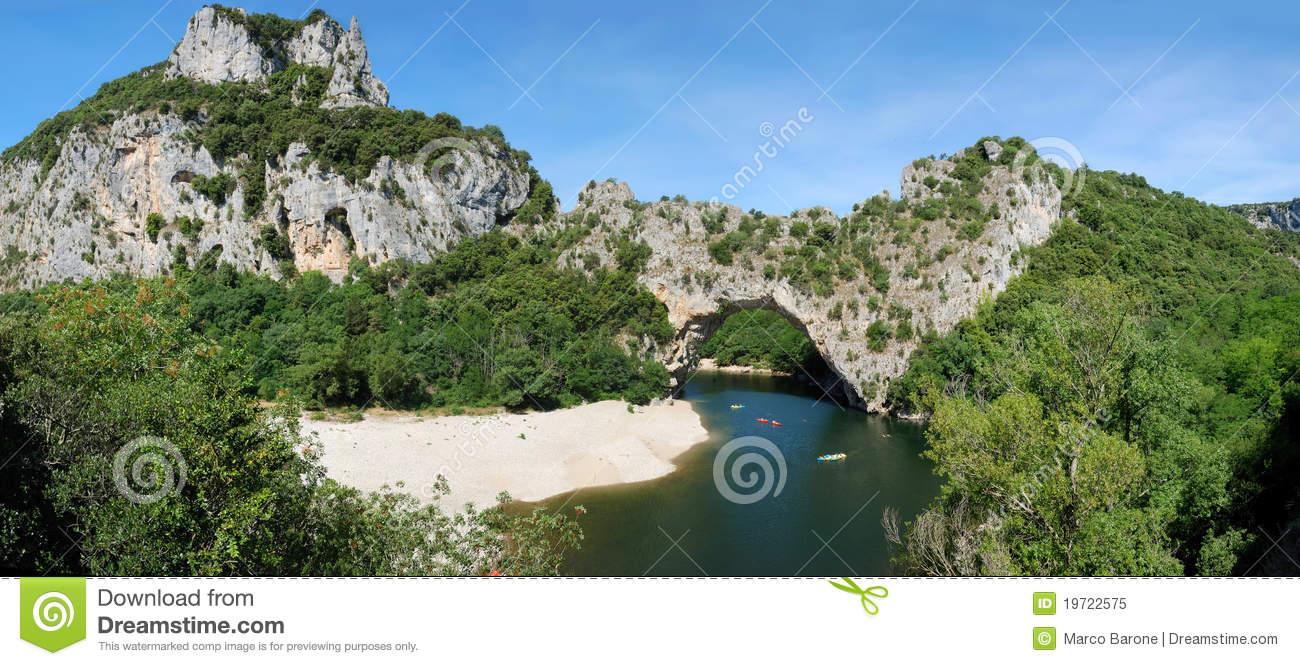 Pont D' Arc.