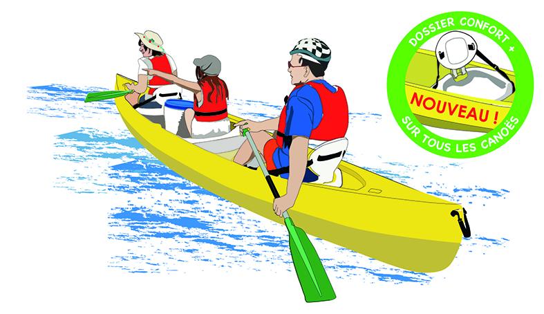 Animation Vézère Canoë Kayak AVCK.