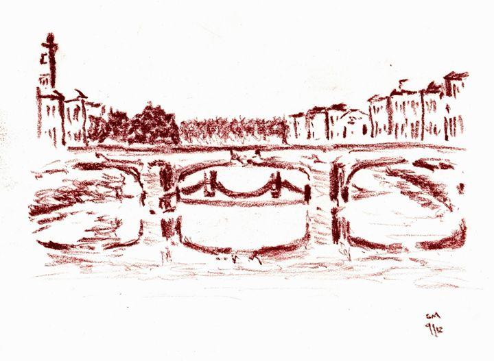 Ponte Santa Trinita.
