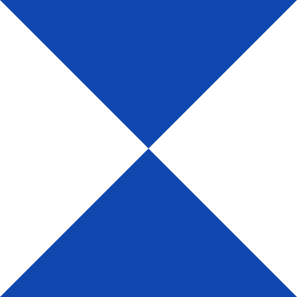 Flag Of Pontevedra clip art Free Vector / 4Vector.