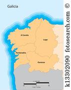 Pontevedra Clip Art Illustrations. 3 pontevedra clipart EPS vector.