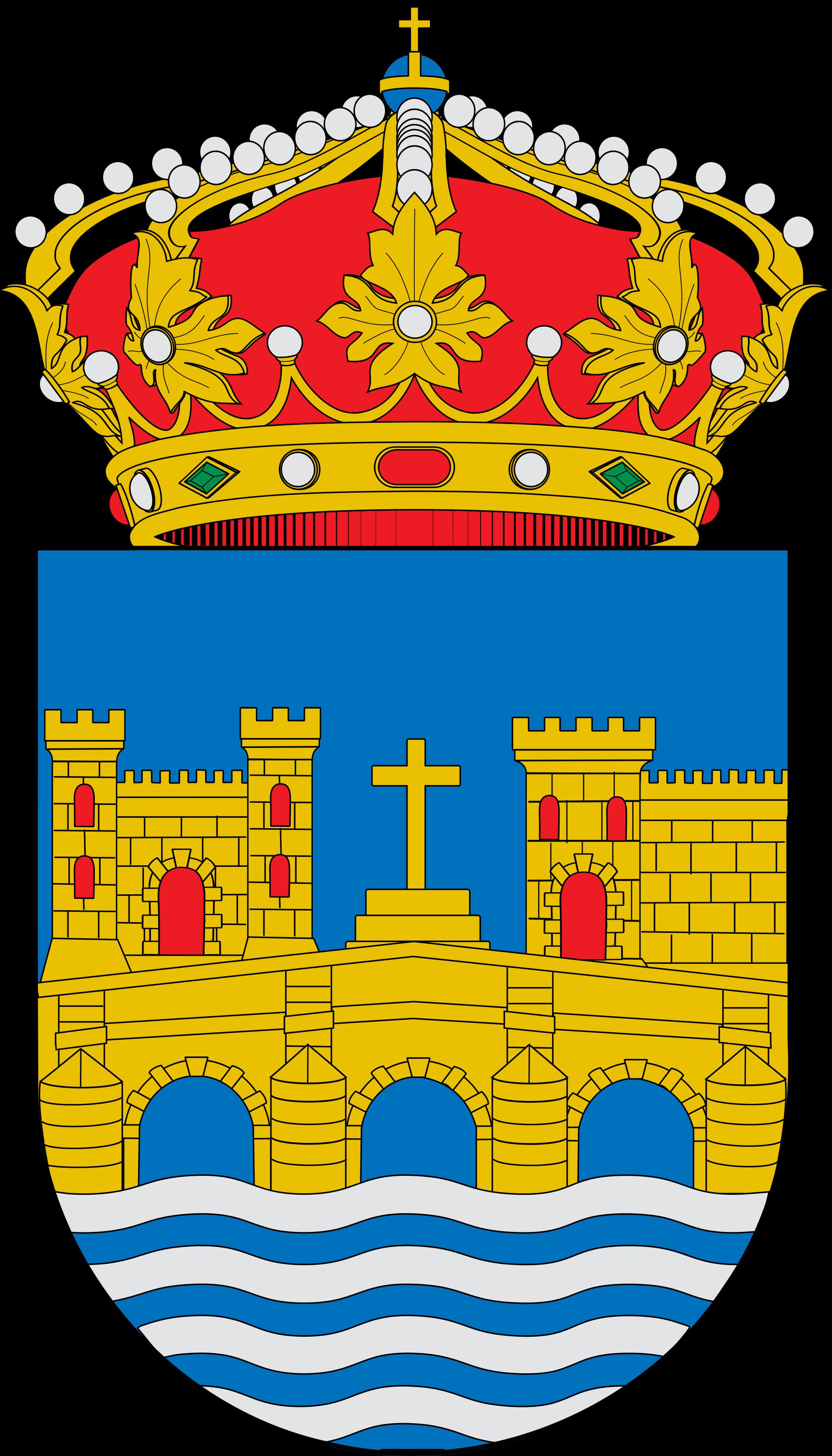 File:Escudo de Pontevedra.svg.