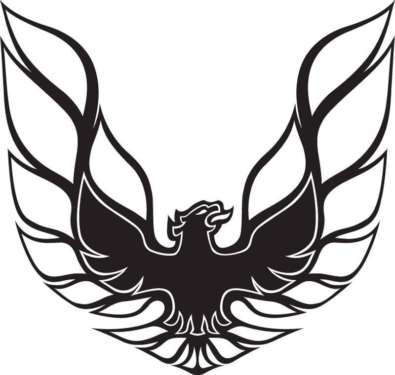 Pontiac firebird clipart.