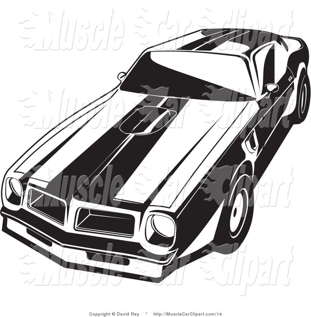 Royalty Free Gm Stock Muscle Car Designs.