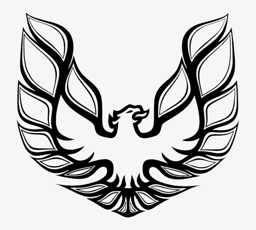 Pontiac Firebird Logo.