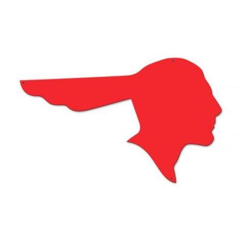 Pontiac indian head Logos.