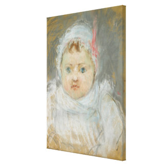 Pastel Baby Wrapped Canvas Prints.