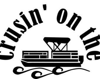 pontoon boats clip art.