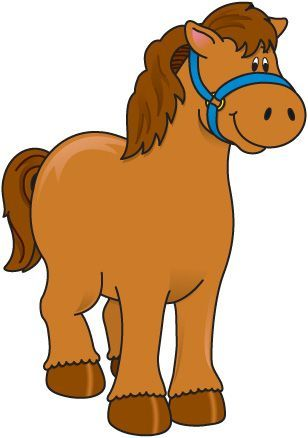 15 free pony clipart barn animal download. All of these Pony.