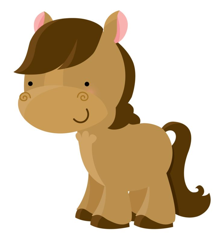 Free horse and pony clip art free clipart images image #24044.