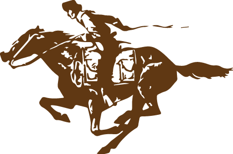 Pony express clipart clipart images gallery for free.