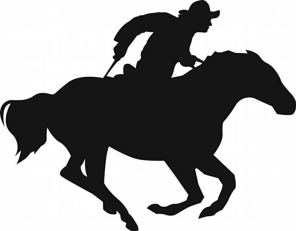 Pony Express Logo from Pony Express To Go in Pleasantville.