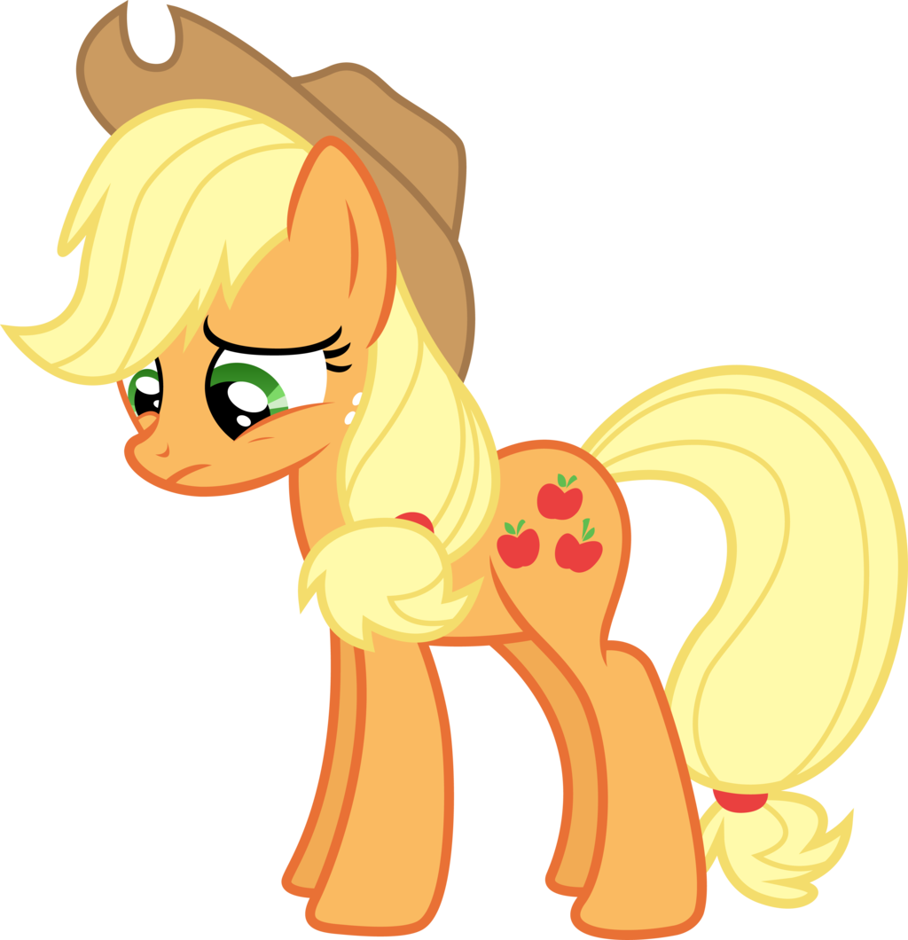 Which pony would be most likely to swear?.