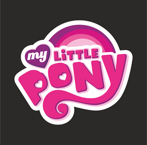 My Little Pony Logo Vector (.CDR) Free Download.
