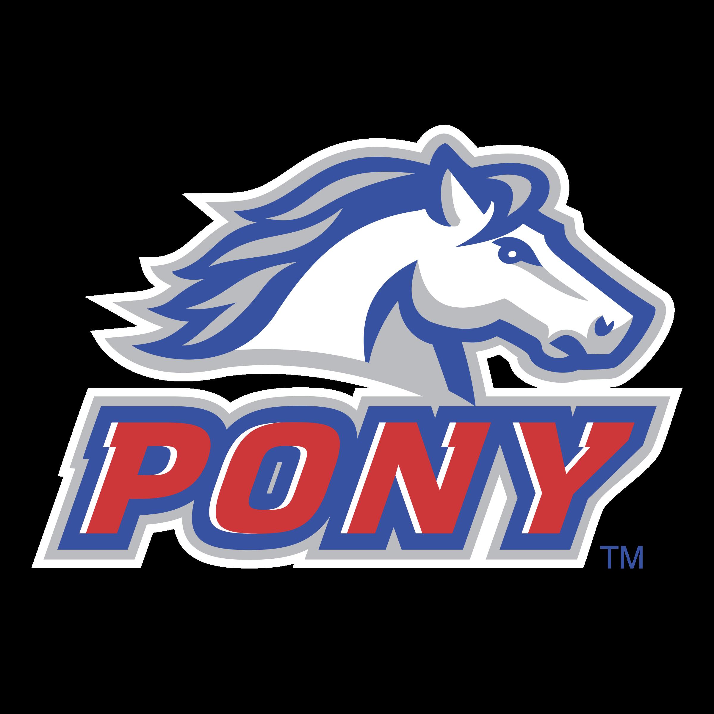 Pony Logo PNG Transparent & SVG Vector.