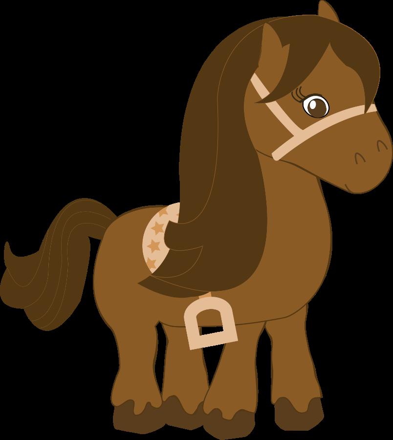 Cowboy clipart pony ride, Cowboy pony ride Transparent FREE.