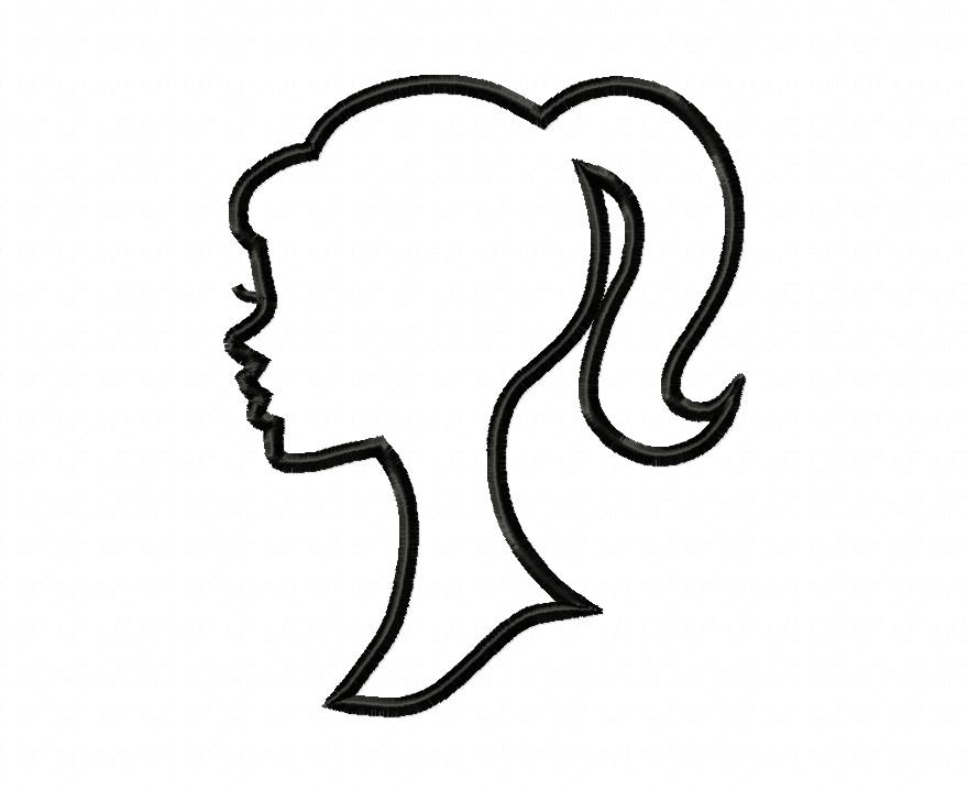 Free Ponytail Cliparts, Download Free Clip Art, Free Clip.