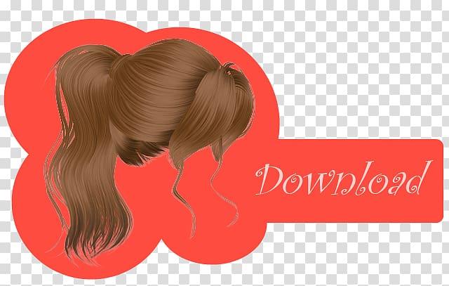 Ponytail Hair Model Bangs Braid, hair bangs transparent.