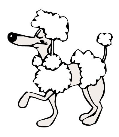 Free Poodle Cliparts, Download Free Clip Art, Free Clip Art.