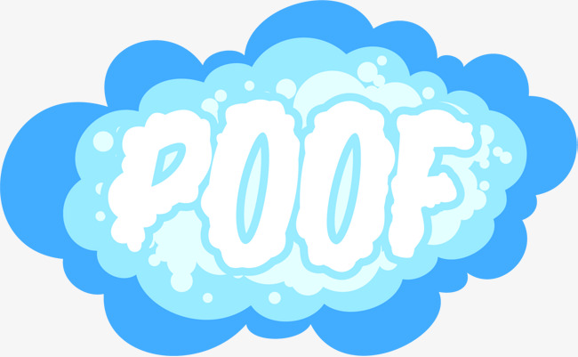 Poof Clipart (109+ images in Collection) Page 2.