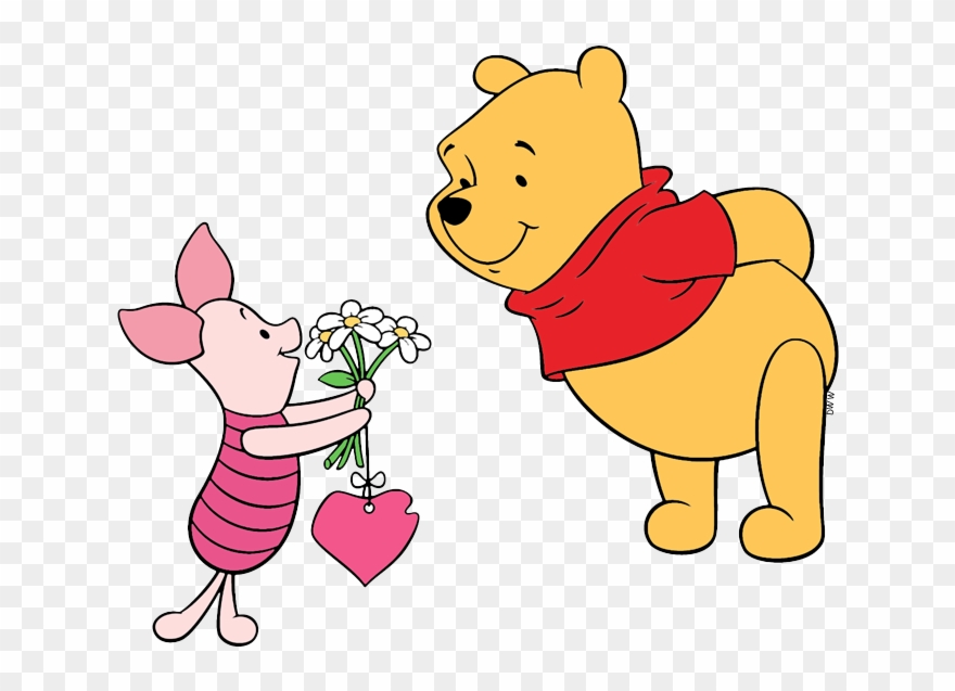 Piglet Winnie The Pooh, Piglet Winnie The Pooh, Piglet.