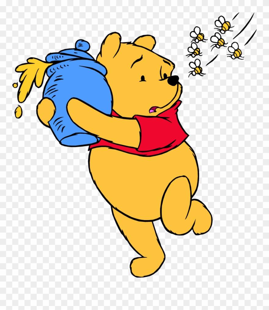 Pooh Bear Clip Art With Winnie Pooh.