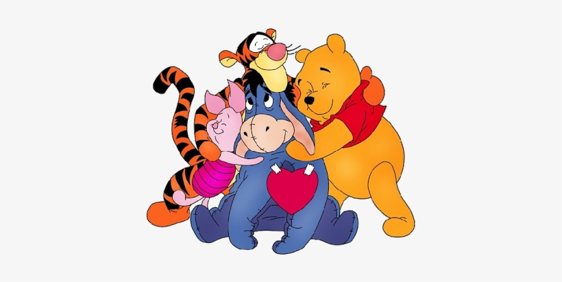 Deluxe Winnie The Pooh Birthday Clipart Eeyore Clipart.