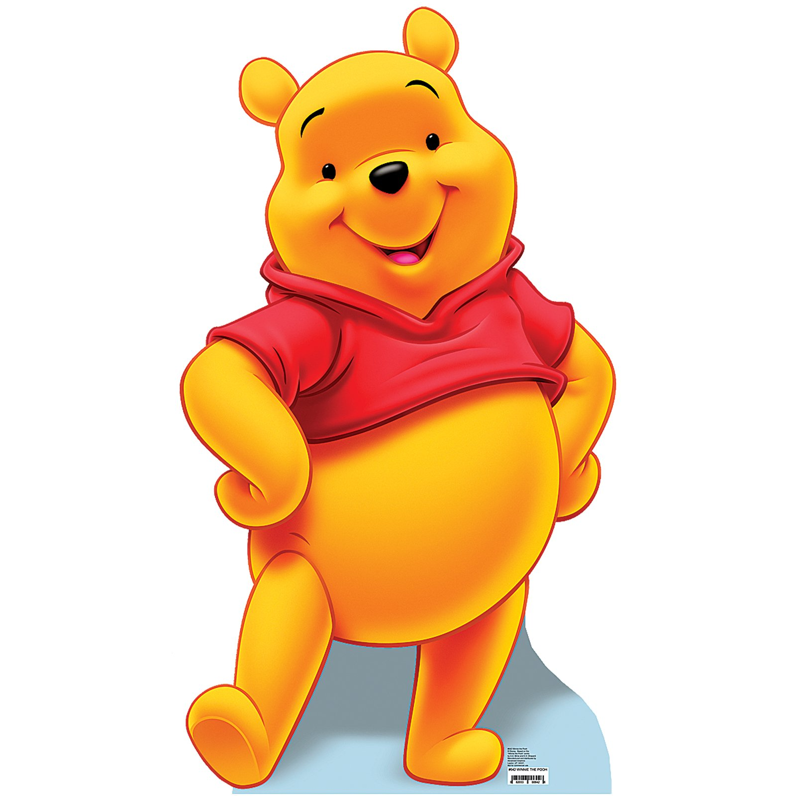 Pooh bear clipart.
