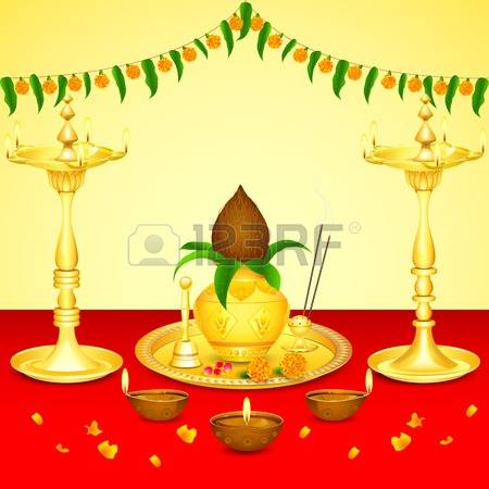 1,840 Pooja Stock Vector Illustration And Royalty Free Pooja Clipart.