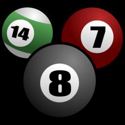 Billiards Clipart.