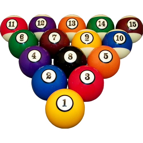 Download Pool Ball PNG Picture.